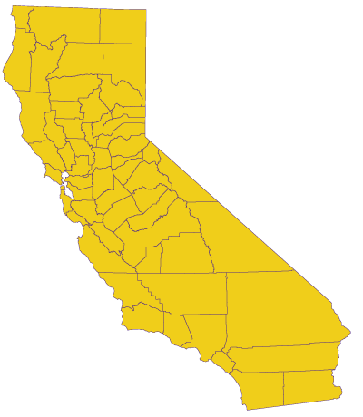 Senior Moving California Service Areas